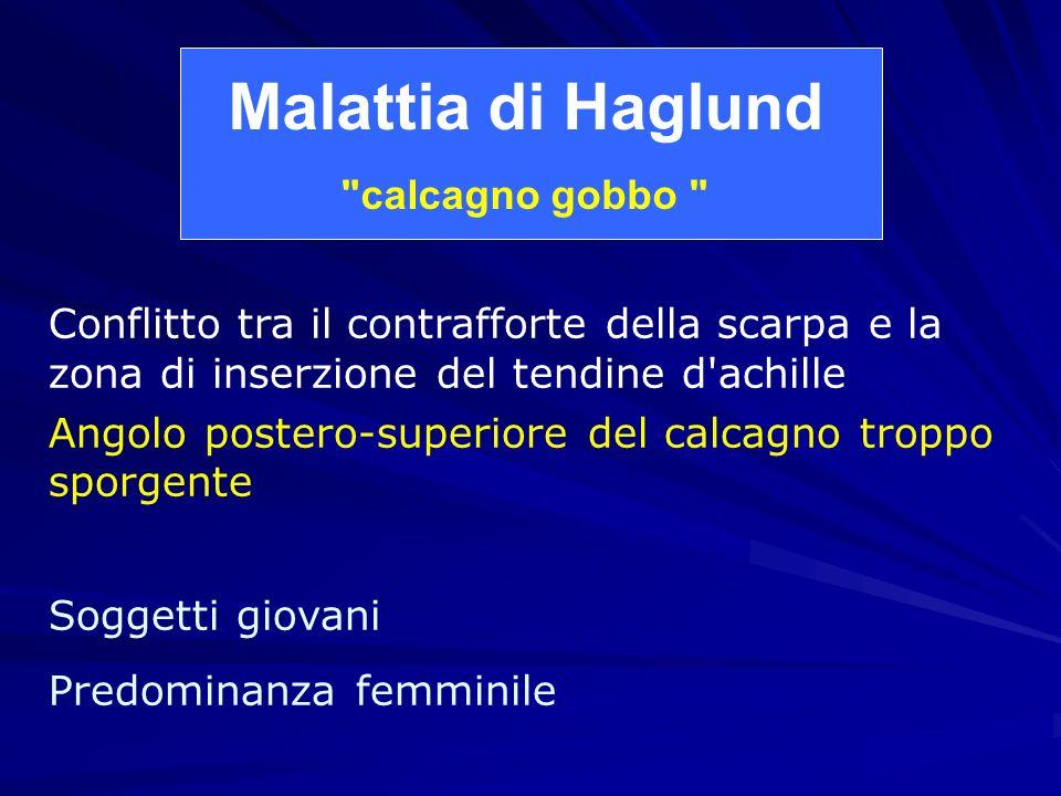 Malattia di Haglund