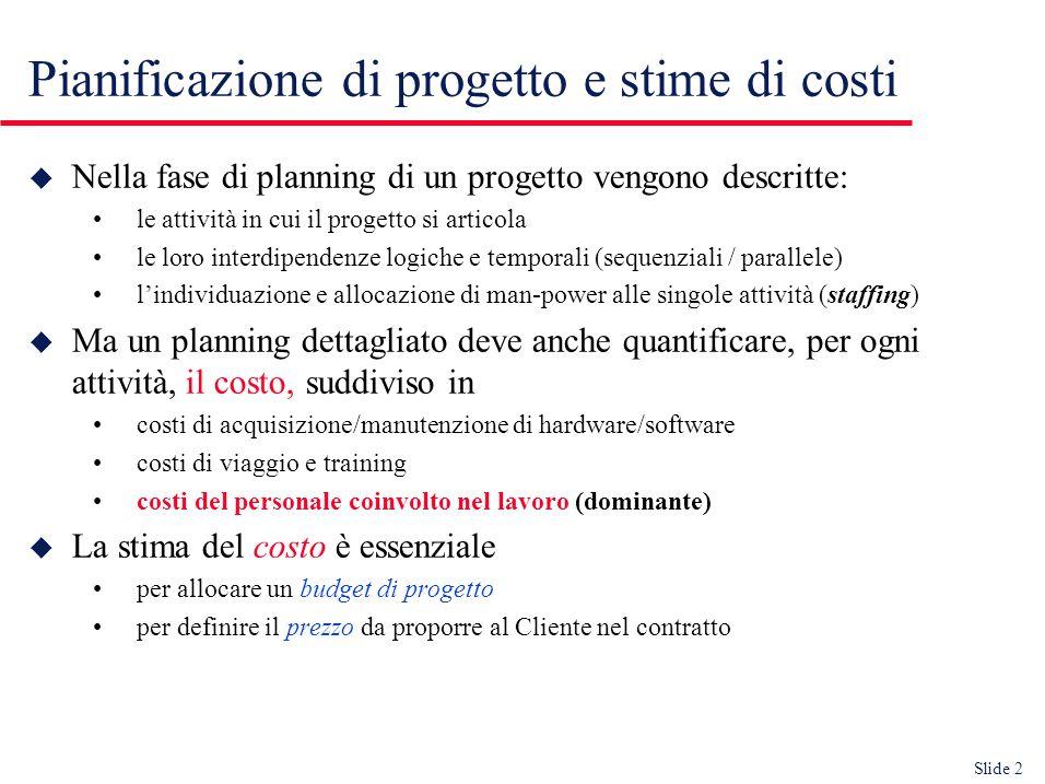 Slide 13 (4GL: fourth generation language) An application specific language.