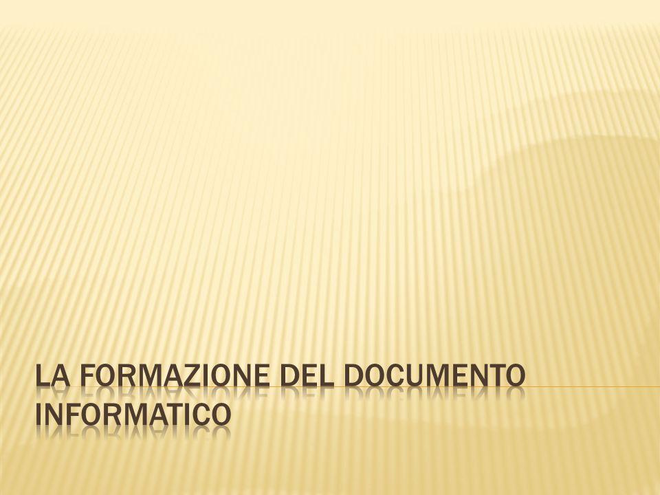 Latto di trasferimento come abbiamo visto deve risultare da un documento informatico non modificabile, sottoscritto con firma digitale dalle parti.