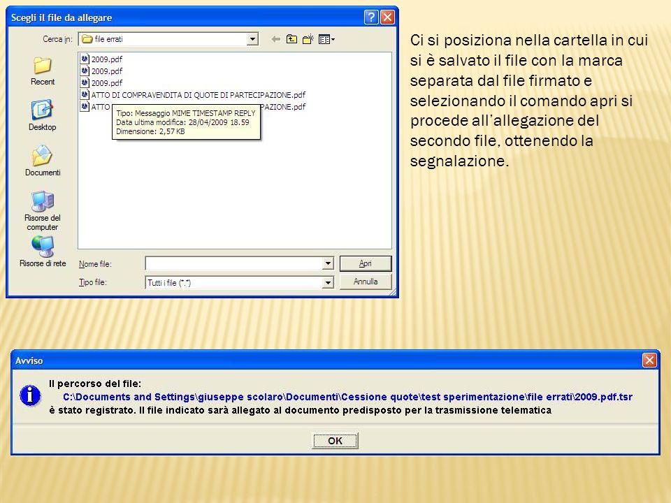 La procedura di generazione del file da trasmettere si può quindi dire conclusa selezionando il bottone conferma e poi il bottone Fine si procede alla generazione del file da sottoporre al controllo e allautentica con Entratel