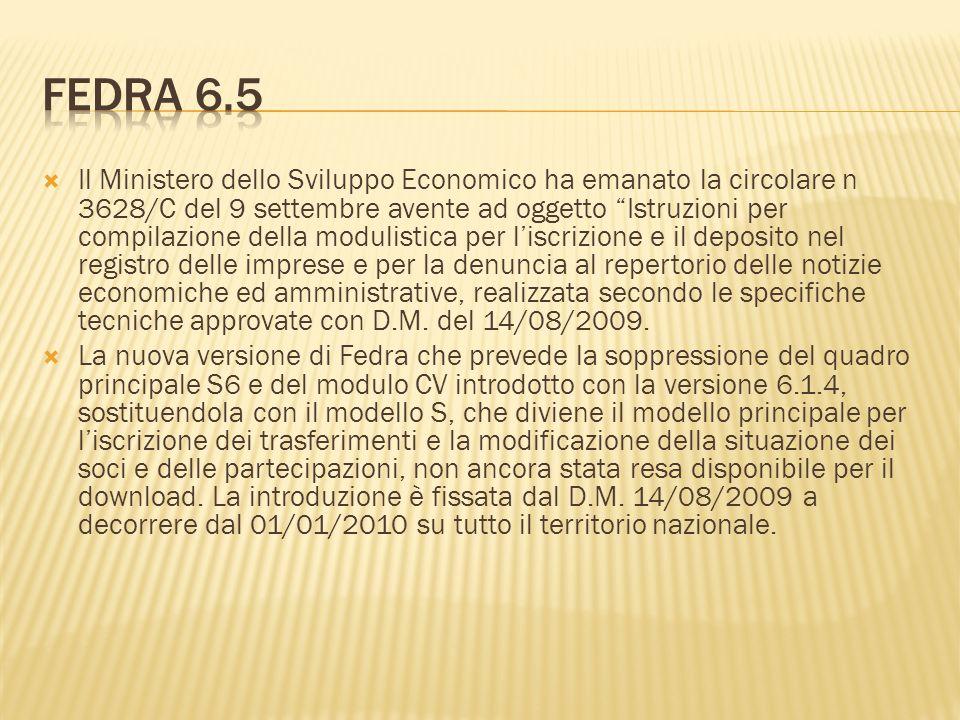 Il Ministero dello Sviluppo Economico ha emanato la circolare n 3628/C del 9 settembre avente ad oggetto Istruzioni per compilazione della modulistica