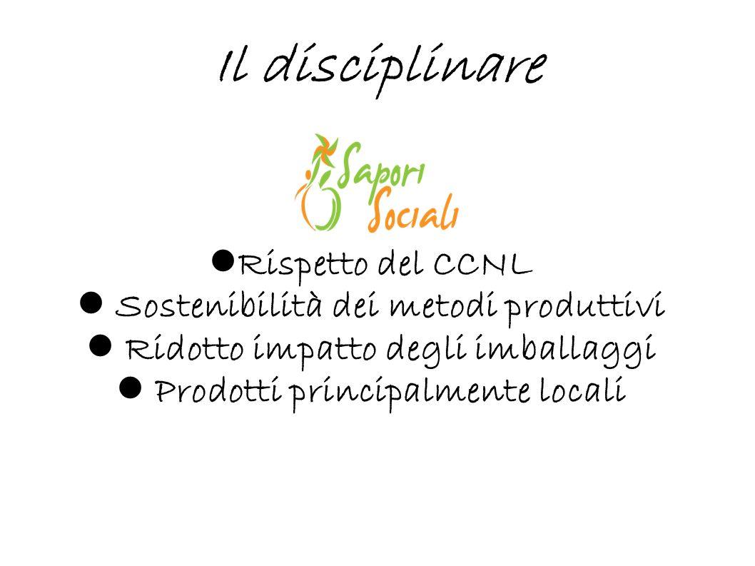Limiti-vantaggi Le cooperative sociali sanno fare ma non sanno vendere La rete serve ad ottimizzare l offerta di prodotti Il marchio vende