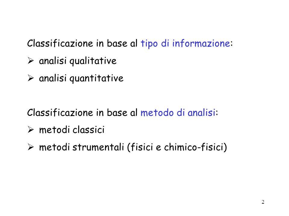 63 b) 10 -3 M HCL ad una soluzione 0.1 M in HAc e 0.1 M in NaAc Ka = 1.8 10 -5 Prima: [H + ] = K a (Ca/Cs) [H + ] = 1.810 -5 x (0.1/0.1) pH = 4.75 Dopo: per aggiunta di 1mmole di H+ si forma 1 mmole di acido e si consuma 1 mmole di sale [H + ] = {(Ca + 0.001)/(Cs – 0.001)} K a [H + ] = {(0.1 + 0.001)(0.1-0.001)} 1.810 -5 1.810 -5 pH = 4.74 Variazione di pH pH = 4.75 –4.74 = 0.01 unità di pH