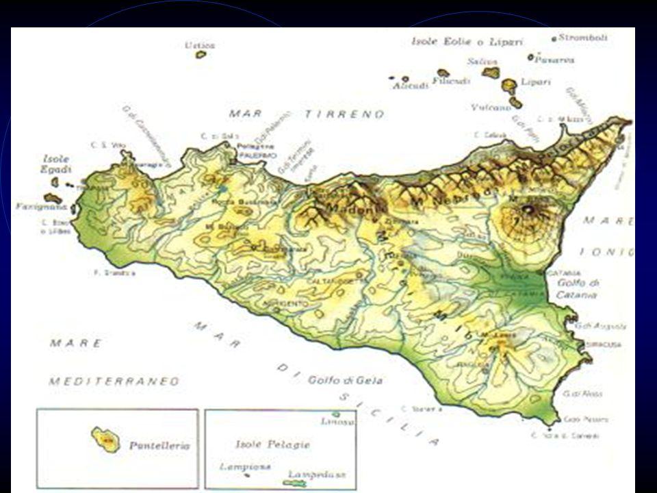 Fase nuova Distribuzione della popolazione tra aree interne e aree costiere più squilibrata rispetto al passato Le comunità siciliane allestero Il flusso considerevole di immigrati extra- comunitari