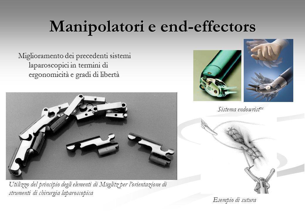 Imaging 3-D: Virtual Retinal Display Vantaggi dellutilizzo: Risoluzione Colori Ergonomicità Alimentazione Scalabilità Costo