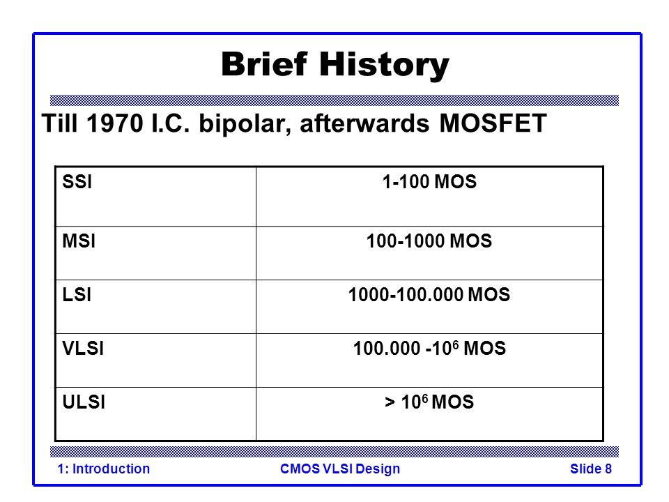 CMOS VLSI Design1: IntroductionSlide 19 nMOS Operation Cont.