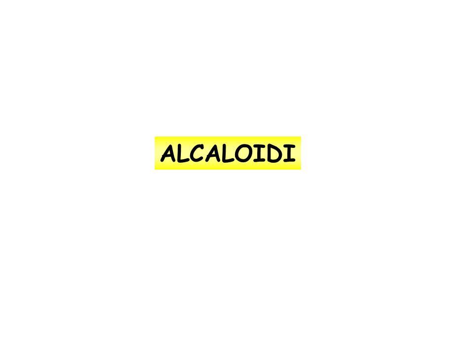ALCALOIDI