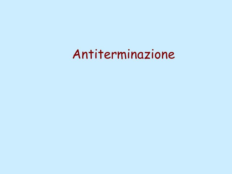 Antiterminazione