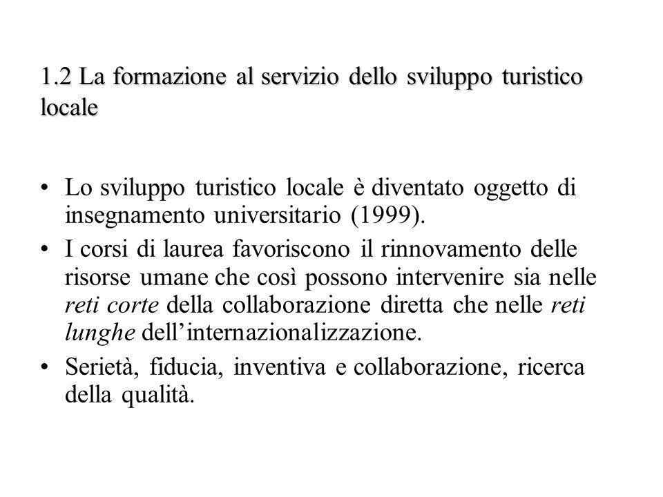 1.3 Nella discontinuità, una bussola di orientamento Occorre superare lorganizzazione di stampo fordista e la gabbia dacciaio della burocrazia italiana.