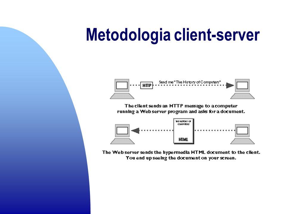 Metodologia client-server