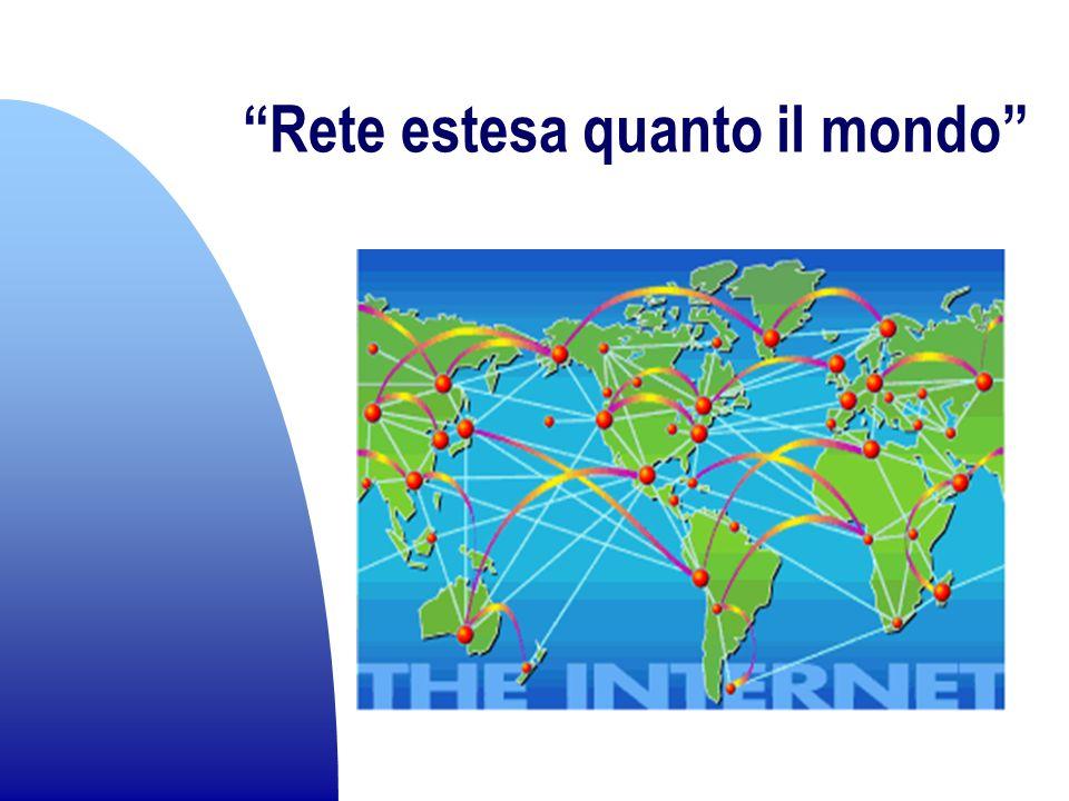 Lorgano ufficiale del web è il WORLD WIDE WEB CONSORTIUM (W3C) n Standardizza e sviluppa il web a livello mondiale.