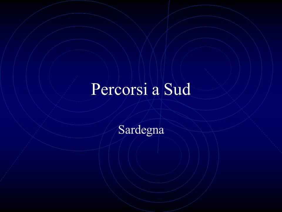 Percorsi a Sud Sardegna