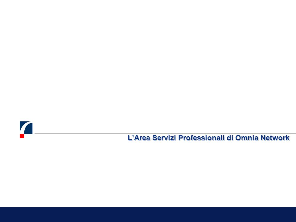 LArea Servizi Professionali di Omnia Network