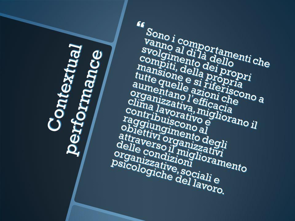 Teorie del contenuto Teorie del processo Quali sono gli elementi che influenzano la motivazione.