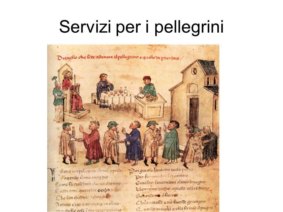Servizi per i pellegrini