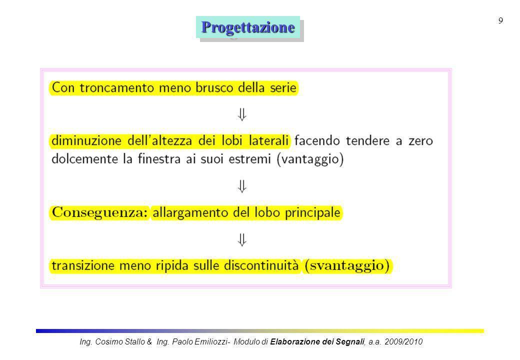 9 ProgettazioneProgettazione