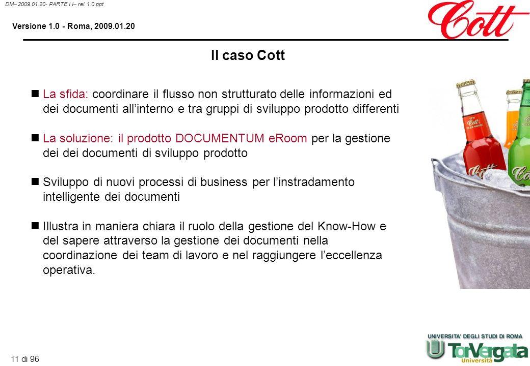 Parte II – La gestione della conoscenza Parte II – La gestione della conoscenza Sapere ed organizzazioni