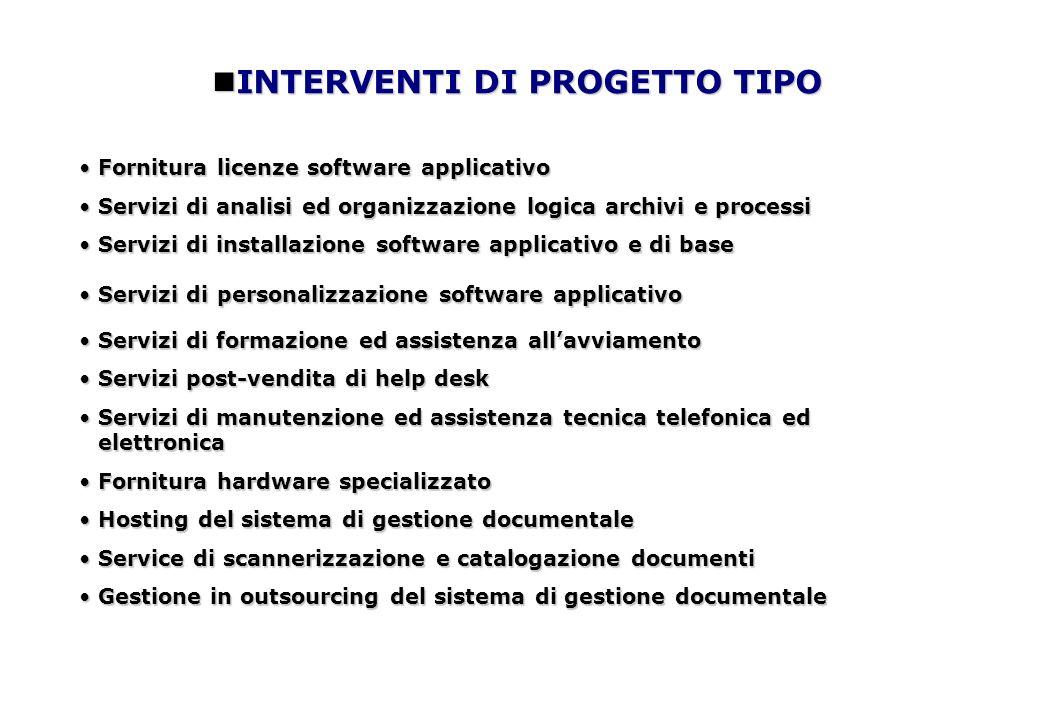 Protocollo e Flussi Documentali: Tutte le pubbliche amministrazioni devono provvedere, entro il 1° gennaio 2004, a realizzare o revisionare i propri s