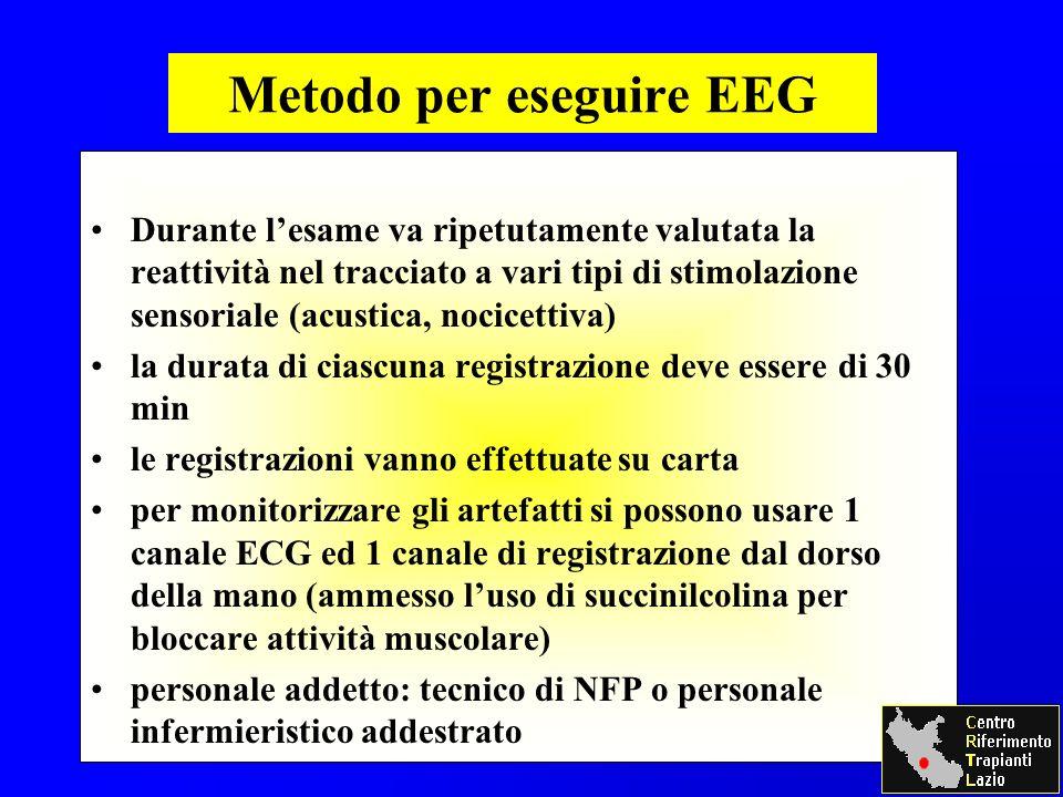 EEG normale