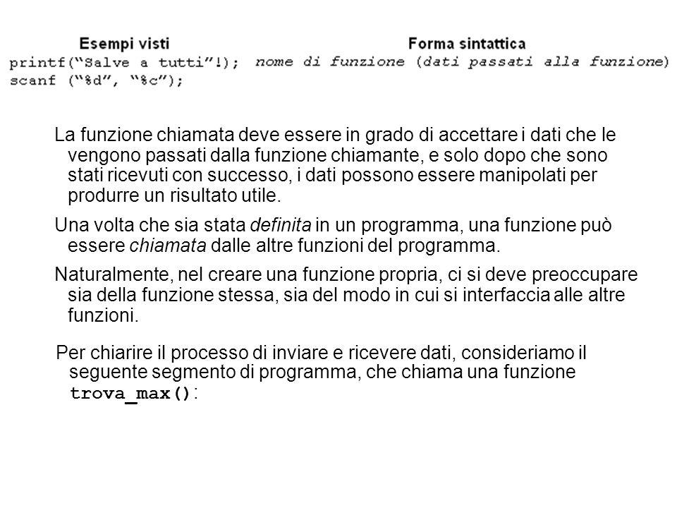 Serie di Fibonacci.