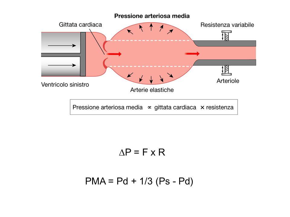P = F x R PMA = Pd + 1/3 (Ps - Pd)