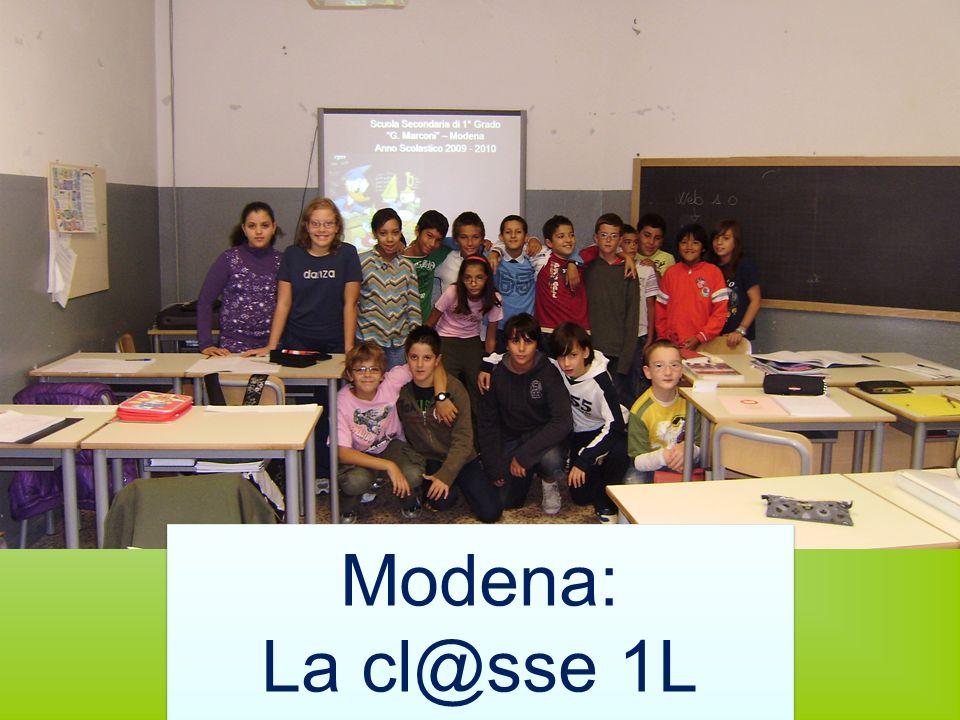 Modena: La cl@sse 1L