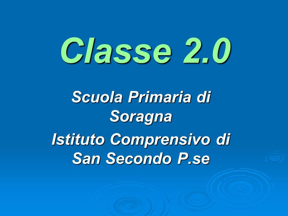 Classe 2.0 Scuola Primaria di Soragna Istituto Comprensivo di San Secondo P.se