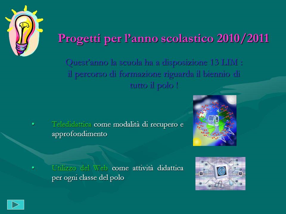 Teledidattica come modalità di recupero e approfondimentoTeledidattica come modalità di recupero e approfondimento Utilizzo del Web come attività dida
