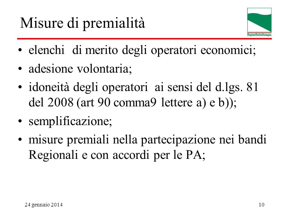 elenchi di merito degli operatori economici; adesione volontaria; idoneità degli operatori ai sensi del d.lgs.