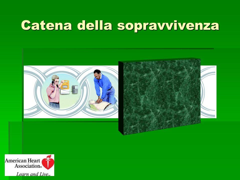 AED – Automated External Defibrillation Accendi e metti le piastre 1 Segui le istruzioni 2 Scarica3