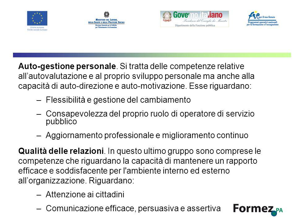 Il quadro delle competenze per un amministratore locale: kit di supporto Lagenzia Inglese Local Governement dopo una ricerca durata due anni ha elaborato un manuale di supporto agli amministratori locali ed ai sindaci.