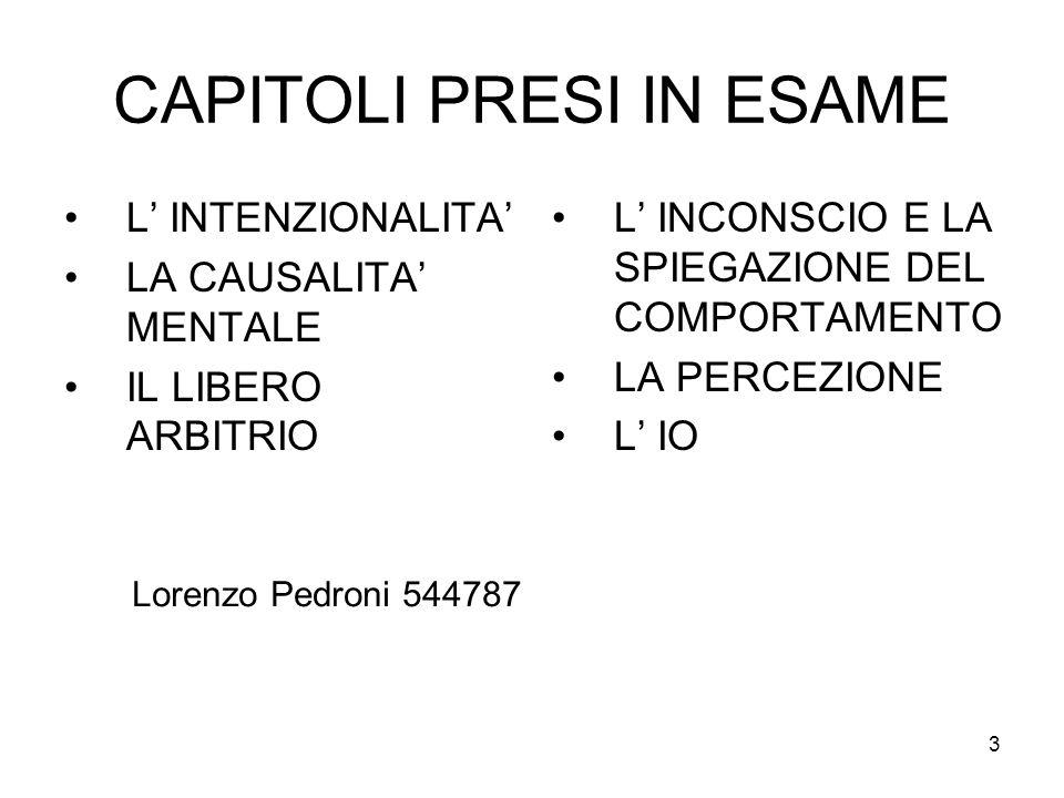 14 DETERMINAZIONE DEL CONTENUTO INTERNALISMO J.