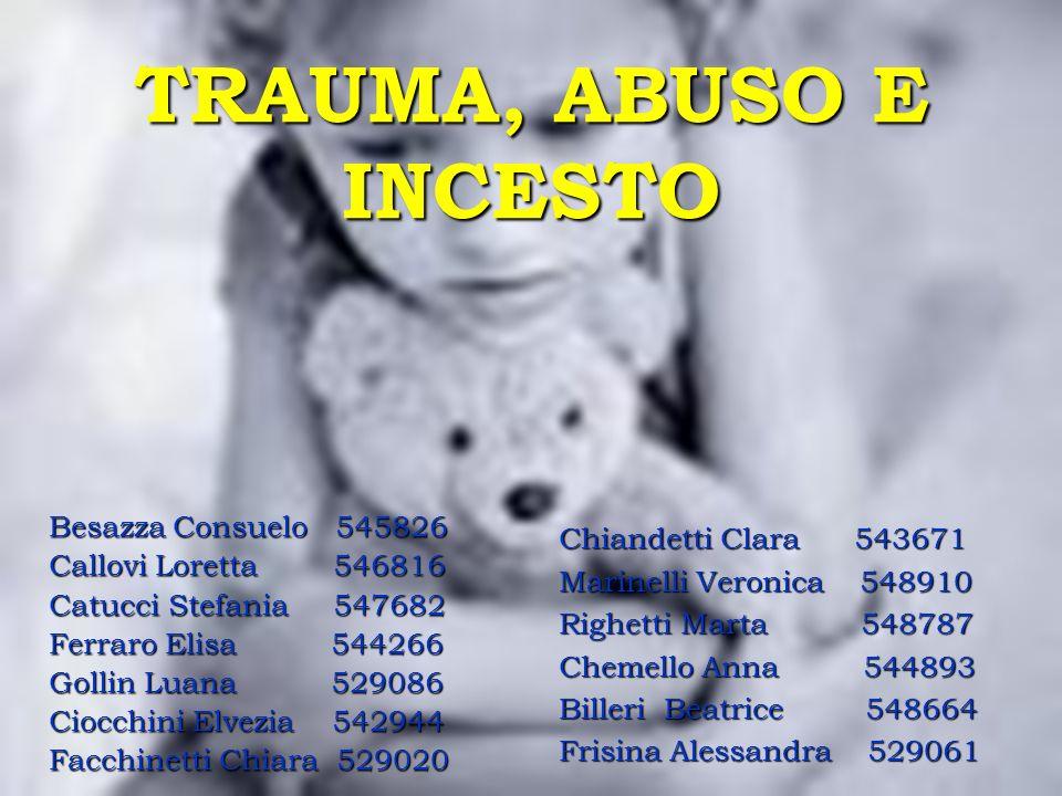 Bibliografia Cirillo S.(2005) Cattivi genitori Cirillo S.
