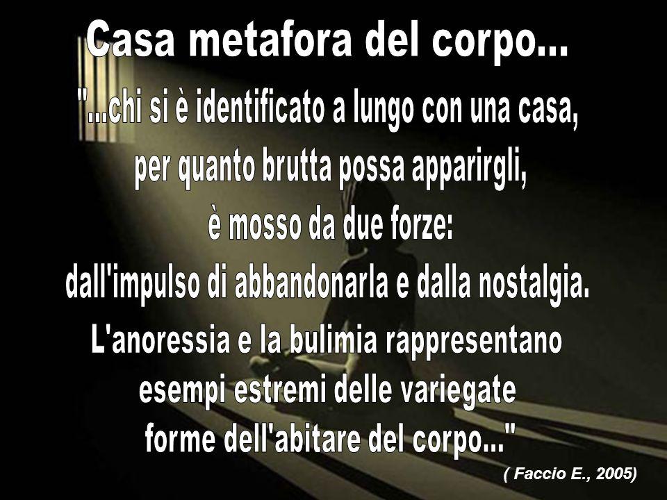 ( Faccio E., 2005)