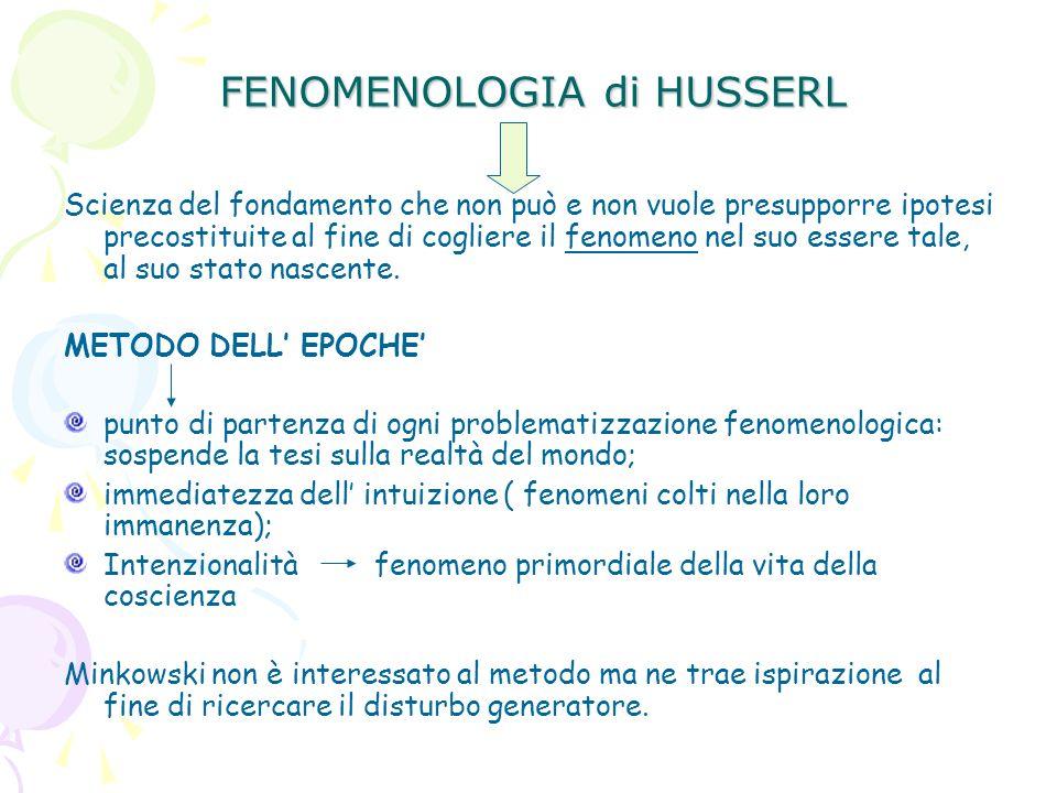 FENOMENOLOGIA di HUSSERL FENOMENOLOGIA di HUSSERL Scienza del fondamento che non può e non vuole presupporre ipotesi precostituite al fine di cogliere