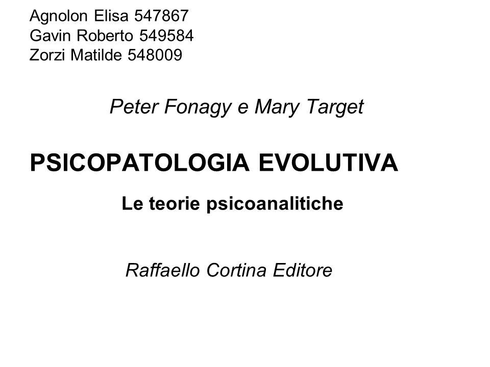Il modello di Kenberg di psicopatologia evolutiva K.