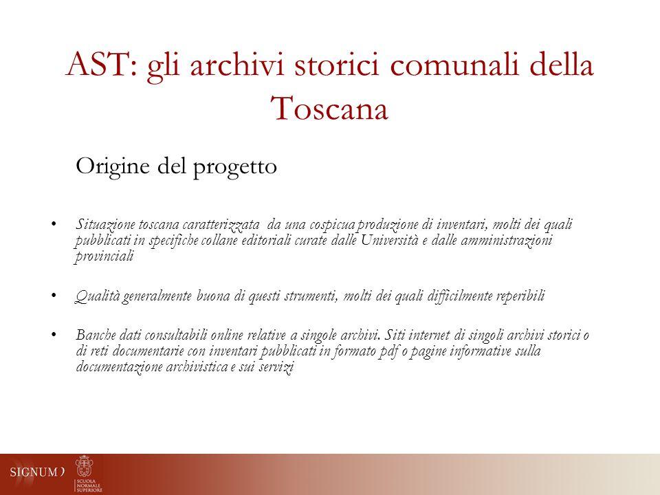 AST: strumenti di lavoro 1.