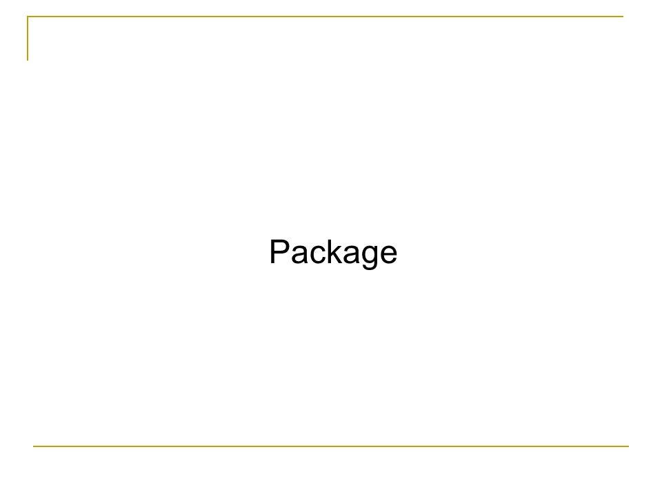 La classe Object void notify() – riprende un thread fermo su questo oggetto void notifyAll() – sveglia tutti i thread fermi su questo oggetto String toString() – ritorna una rappresentazione in stringa delloggetto void wait() – ferma loggetto fino a che non viene chiamato il notify() o notifyAll() void wait(long timeout) – come sopra però con un timeout massimo void wait(long timeout, int nanos) – come sopra però permette di specificare il timeout in nanosecondi Ritorna una versione stampabile delloggetto