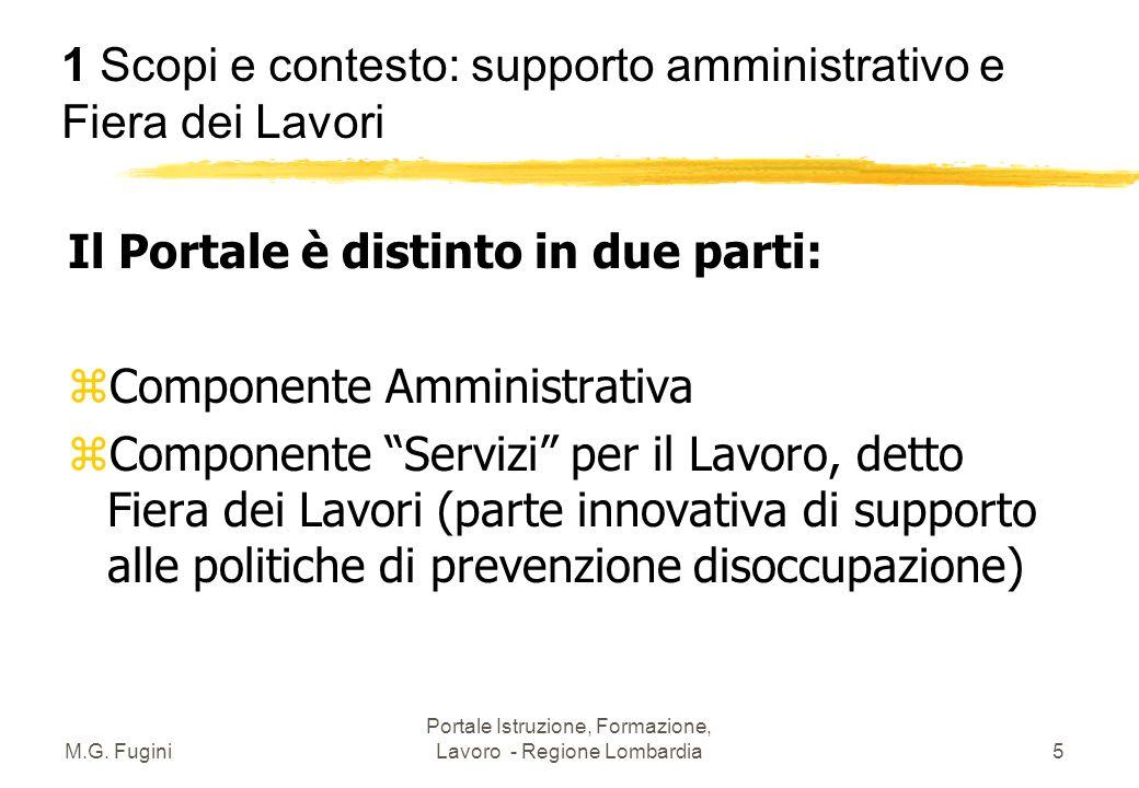 M.G. Fugini Portale Istruzione, Formazione, Lavoro - Regione Lombardia4