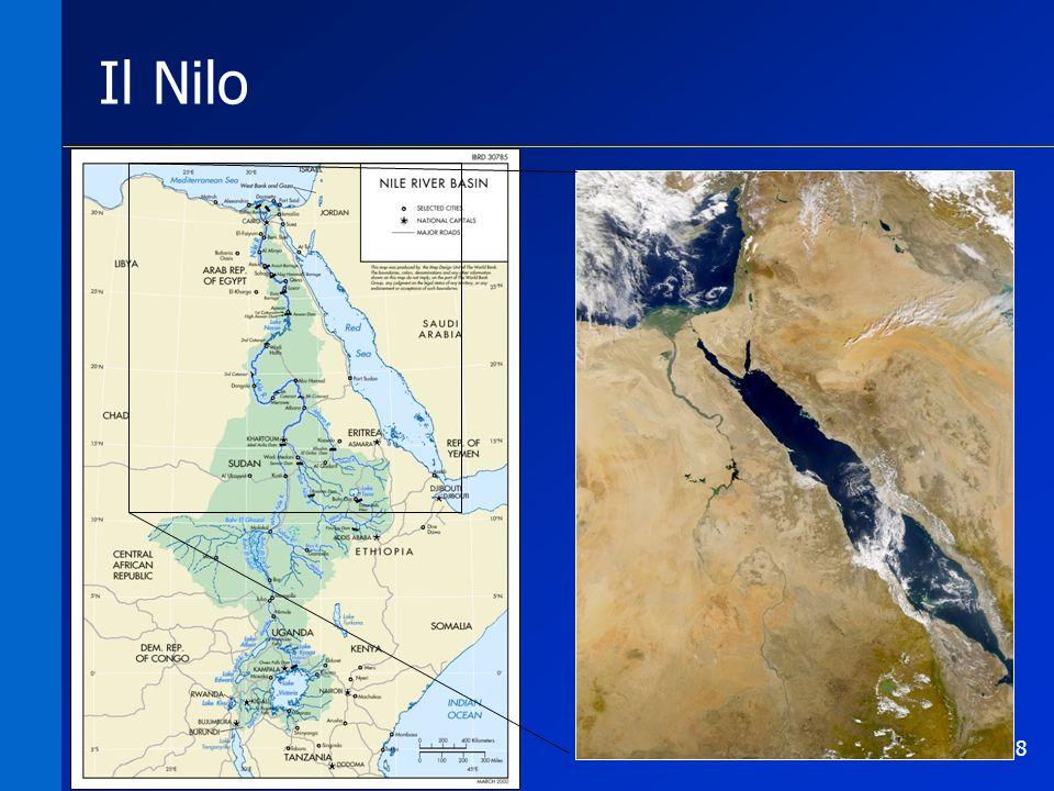 18 Il Nilo