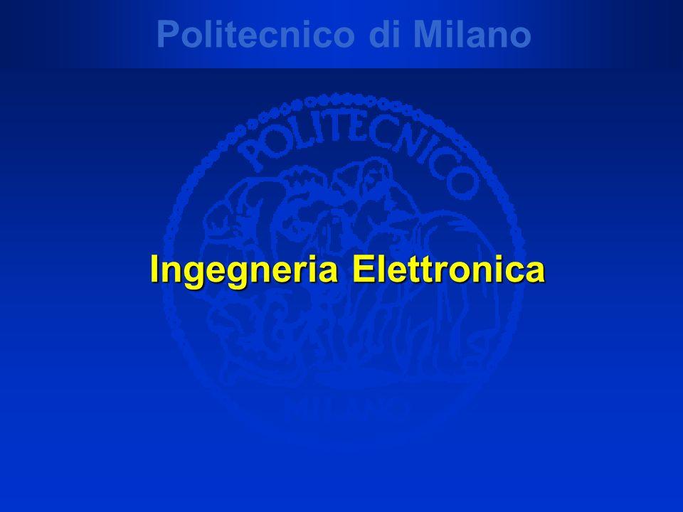 Ingegneria Elettronica Politecnico di Milano