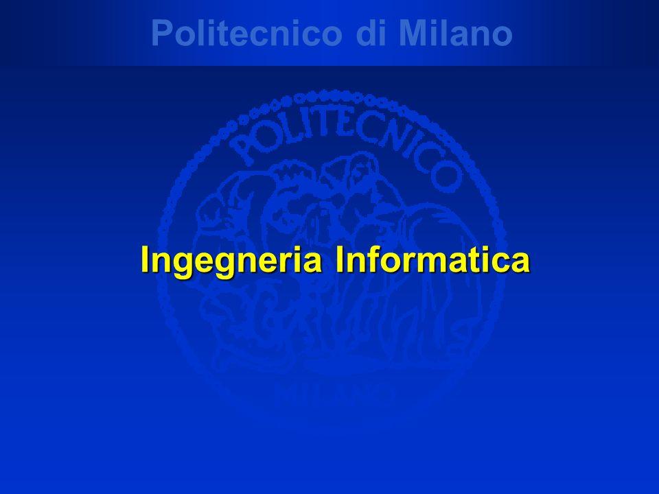 Ingegneria Informatica Politecnico di Milano