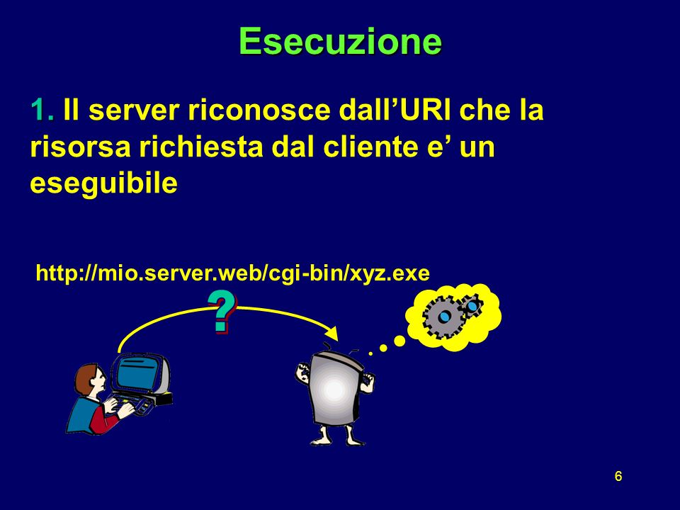 57 Dispatcher con i Servlet Servlet DBMS engine Database JDBC + SQL Web Server JVM Dispat cher Application Server