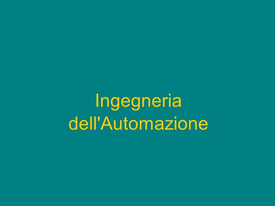 Ingegneria dell Automazione
