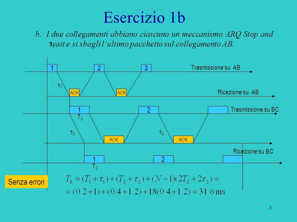4 Esercizio 1b b.