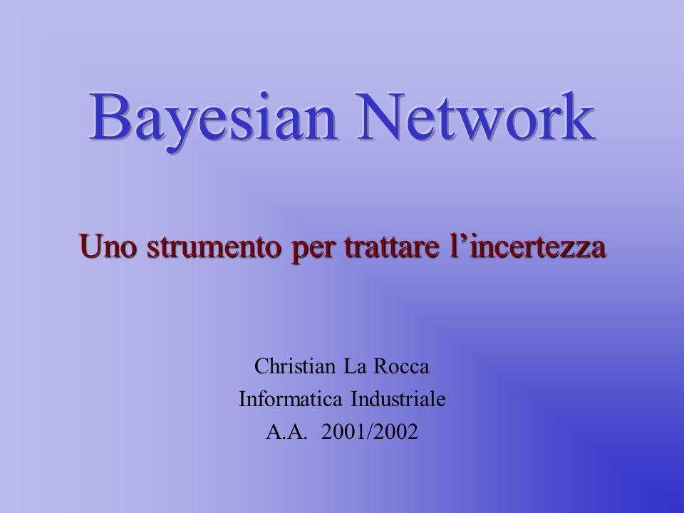 Christian La Rocca Informatica Industriale A.A. 2001/2002