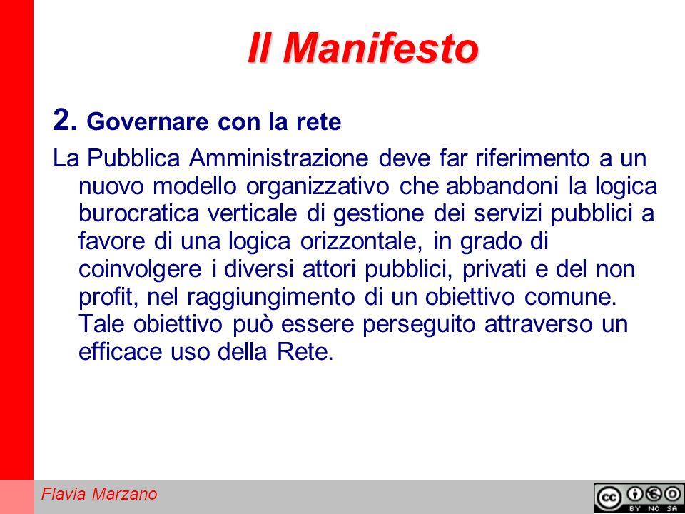Flavia Marzano Il Manifesto 2.