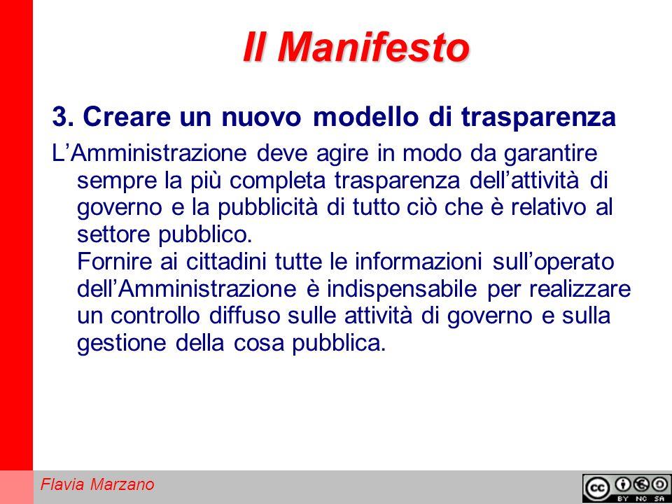 Flavia Marzano Il Manifesto 3.