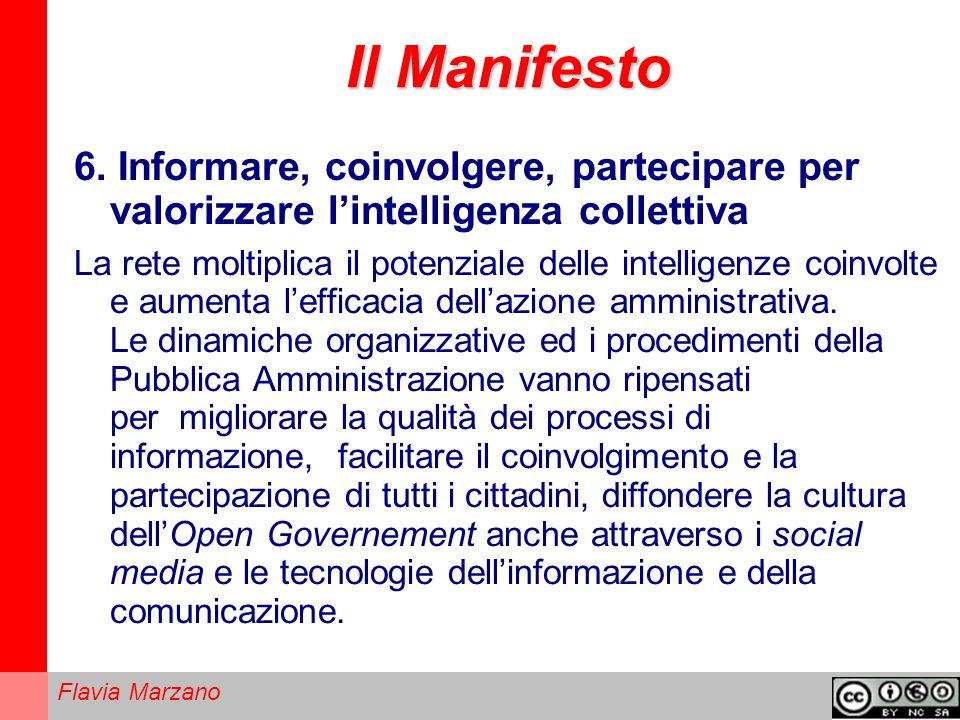 Flavia Marzano Il Manifesto 6.