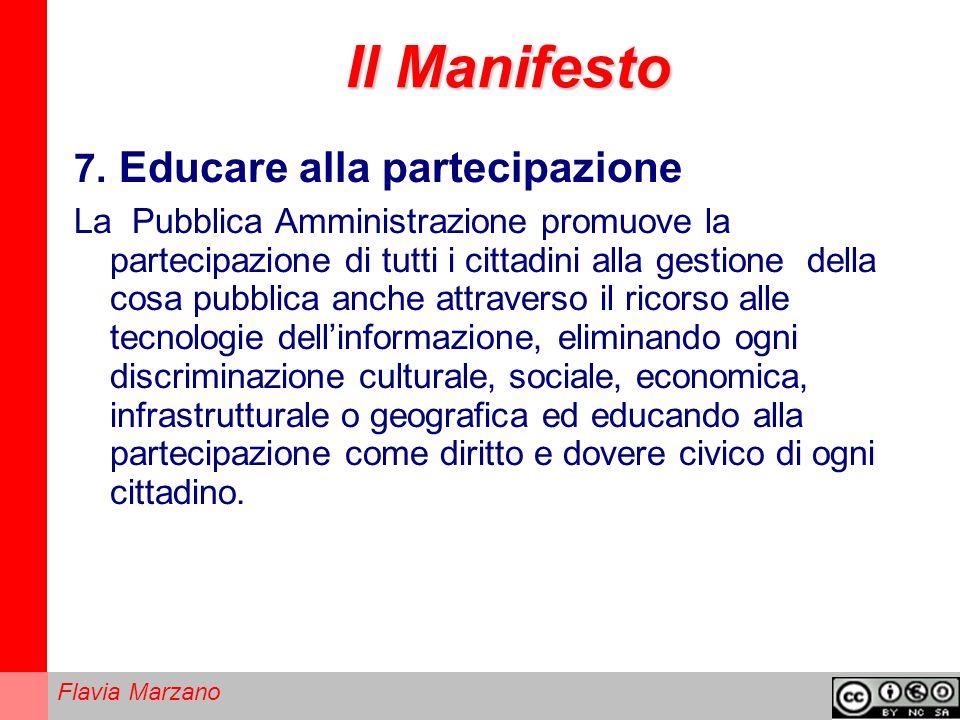 Flavia Marzano Il Manifesto 7.